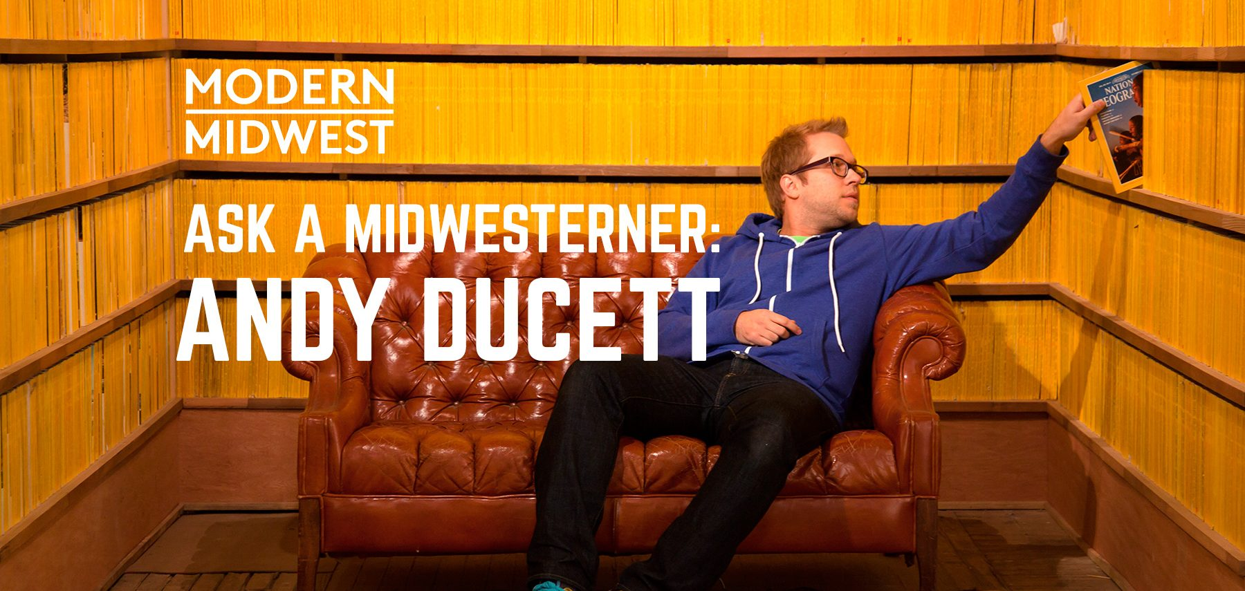 Interview with Modern Midwest