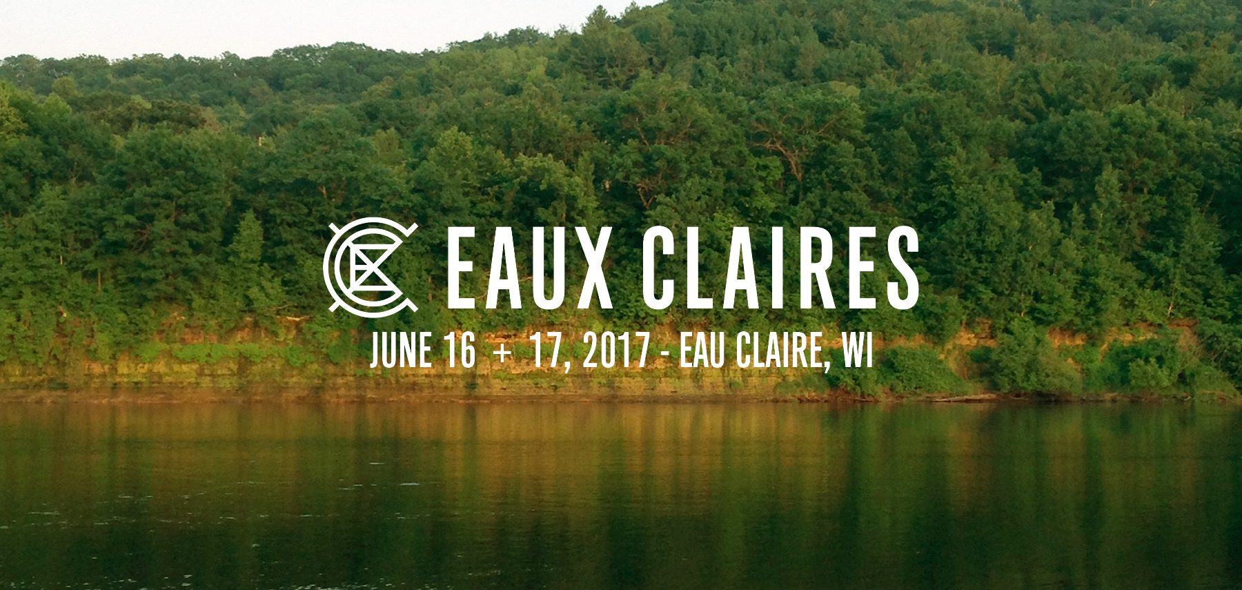 Collaborations for Eaux Claires